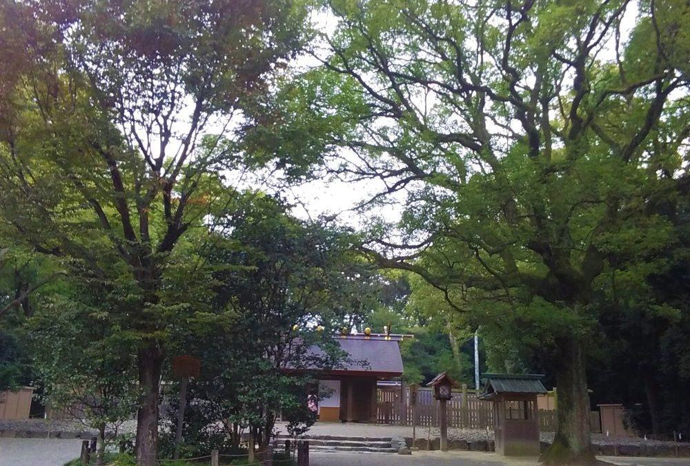 熱田神宮での素晴らしい体験
